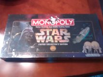 Star Wars Monopoly Game (1997 version) in Byron, Georgia