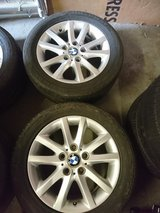 Bmw compact wheels 7j x16 in Lakenheath, UK