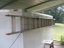 24' ladder sale or trade for riding mower in Fort Knox, Kentucky
