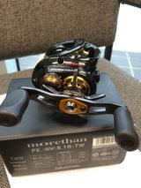 New daiwa morethan pe sv 8.1 R-TW baitcaster reel for sale in Fort Huachuca, Arizona