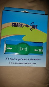 Shark off Magnetic Bracelets in Beaufort, South Carolina