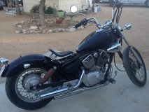 2005 Yamaha 250 V-Twin in Yucca Valley, California