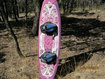 black widow wake board in Ruidoso, New Mexico