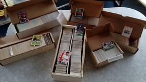 Lot Sports Trading Cards 10¢ each in Orland Park, Illinois