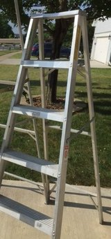 6 Foot step Ladder in Chicago, Illinois