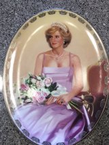 Princess Diana Plates in Glendale Heights, Illinois