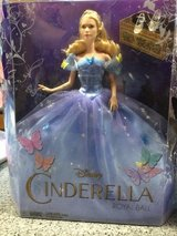 NEW Cinderella Barbie in Naperville, Illinois