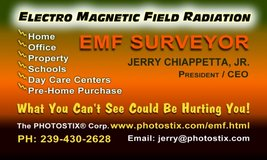 EMF Radiation Home & Property Testing Services in MacDill AFB, FL
