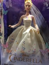 NEW Cinderella Wedding Barbie in Naperville, Illinois