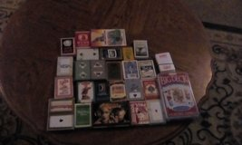26 playing cards in Fort Polk, Louisiana