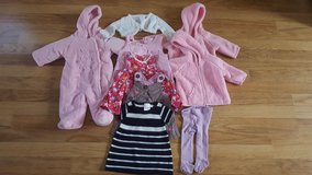 Baby girls clothes size 0-3 mths in Lakenheath, UK