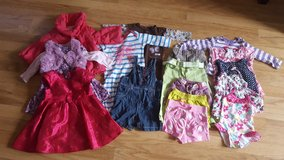 Baby girls clothes size 6-9 mths in Lakenheath, UK