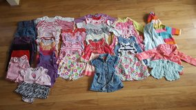 Baby girls clothes size 3-6 mths in Lakenheath, UK