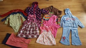 Baby girls clothes size 18-24 mths in Lakenheath, UK