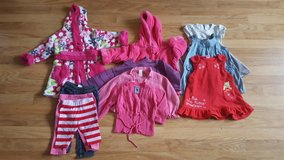 Baby girls clothes size 9-12 mths in Lakenheath, UK