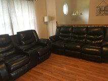 Leather couches in Fort Knox, Kentucky