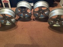 "(4) GEM MINT DODGE FACTORY OEM ALLOY WHEELS/RIMS 17' X 7"" FOR 2009-2016 CARS $399 in Schaumburg, Illinois"