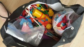 Large bag of balloons in Alvin, Texas