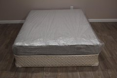 New Queen Size Mattress and Box (Hampton And Rhodes) in Houston, Texas