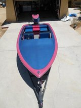 1973 Vintage Tahiti 16' Runabout Boat - MUST SEE! Turn-Key, Ready for River Fun! in Yucca Valley, California