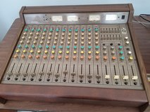 Vintage AudioTechnica ACT1220 Mixer - Moving day approaches in Vacaville, California