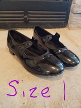 Tap Shoes, Size 1 in Lawton, Oklahoma