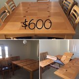 Dining Table Set in Fort Irwin, California