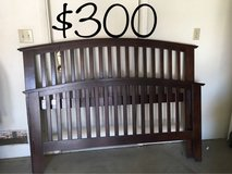 Full Bed Frame in Fort Irwin, California