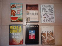 Instant Library of 66 Hard Cover Books in Conroe, Texas