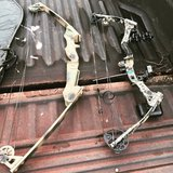 bowtech bow and indian bowfishing bow in Fort Benning, Georgia