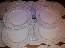 China plates in The Woodlands, Texas