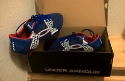 Under Armour soccer cleats in St. Louis, Missouri