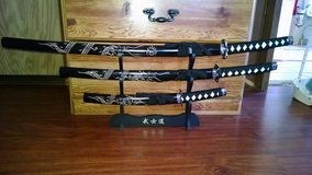 4piece sword set in Alamogordo, New Mexico