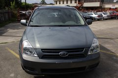 2009 Kia Sedona LX - Clean title in CyFair, Texas