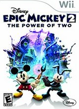 Disney Epic Mickey 2: The Power of Two - Nintendo Wii Disney Interactive Studios  / Wii game in Okinawa, Japan