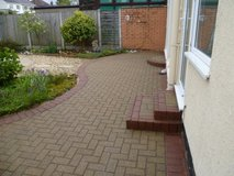 Patio cleaning in Lakenheath, UK