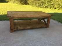 Beautiful custom built coffee table and more in Fort Polk, Louisiana