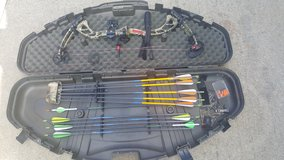 PSE Brute X right hand Bow set in Fort Knox, Kentucky