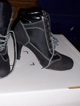 Cool High Heeled Shoes - 9 1/2 - Like New! in Alamogordo, New Mexico