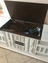 Mid Century Zenith Console Stereo with 8 track in Alamogordo, New Mexico