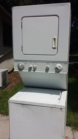 Kenmore Gas washer/dryer combo in Beaufort, South Carolina