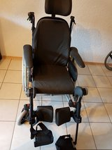 """Care wheelchair INVACARE brand, """"type Rea Clematis 44"""" How New! in Ramstein, Germany"""