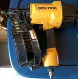 Bostitch N80 pneumatic nail gun (coil) + nails in Camp Pendleton, California