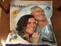 CPap Full Face Mask --Mirage Quattro by ResMed. Size Large. Brand New. In sealed package. in Beaufort, South Carolina
