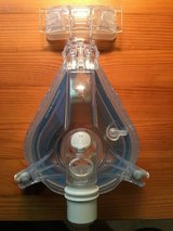 CPap Full Face Mask --Mirage Quattro by ResMed. Size X Large. Never Used in Beaufort, South Carolina