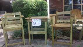 Table and 2 Chairs For sale new in Fort Rucker, Alabama