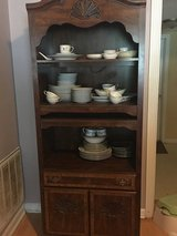 China cabinet and Large China collection (84 pcs) in Byron, Georgia