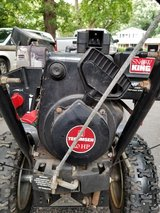 "NOMA Snowblower ""Tank"" in Joliet, Illinois"