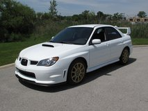 2006 Subaru Impreza Wrx Sti Sedan in Naperville, Illinois