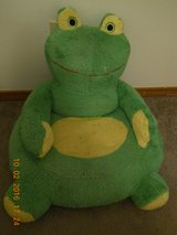 PLUSH FROG CHAIR in Fort Carson, Colorado